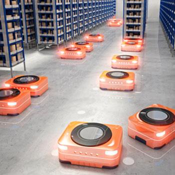 Logistics Robots | RIA Service Robots