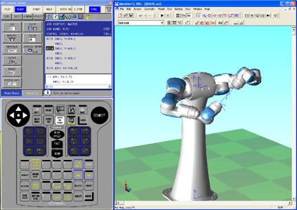 Robotics News New Motosim Eg Vrc Simul