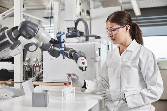Robotics News - ABB Robotics to develop s