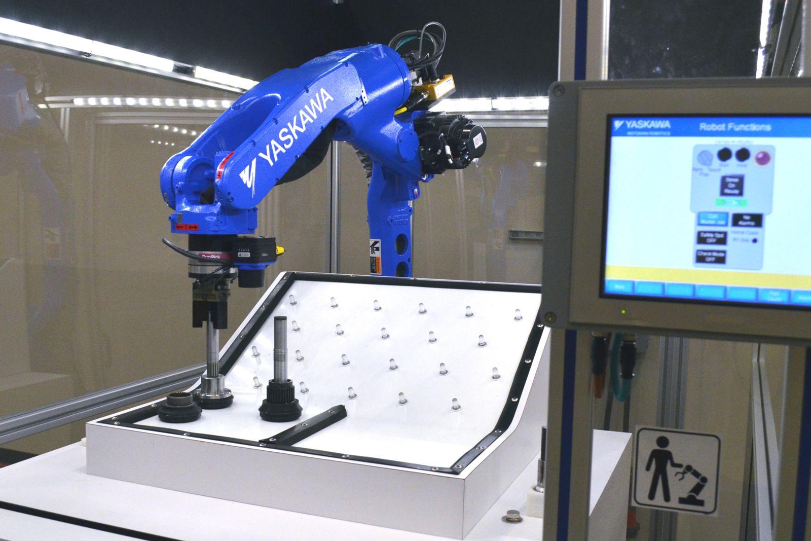 Robotics News Yaskawa Motoman Introduce