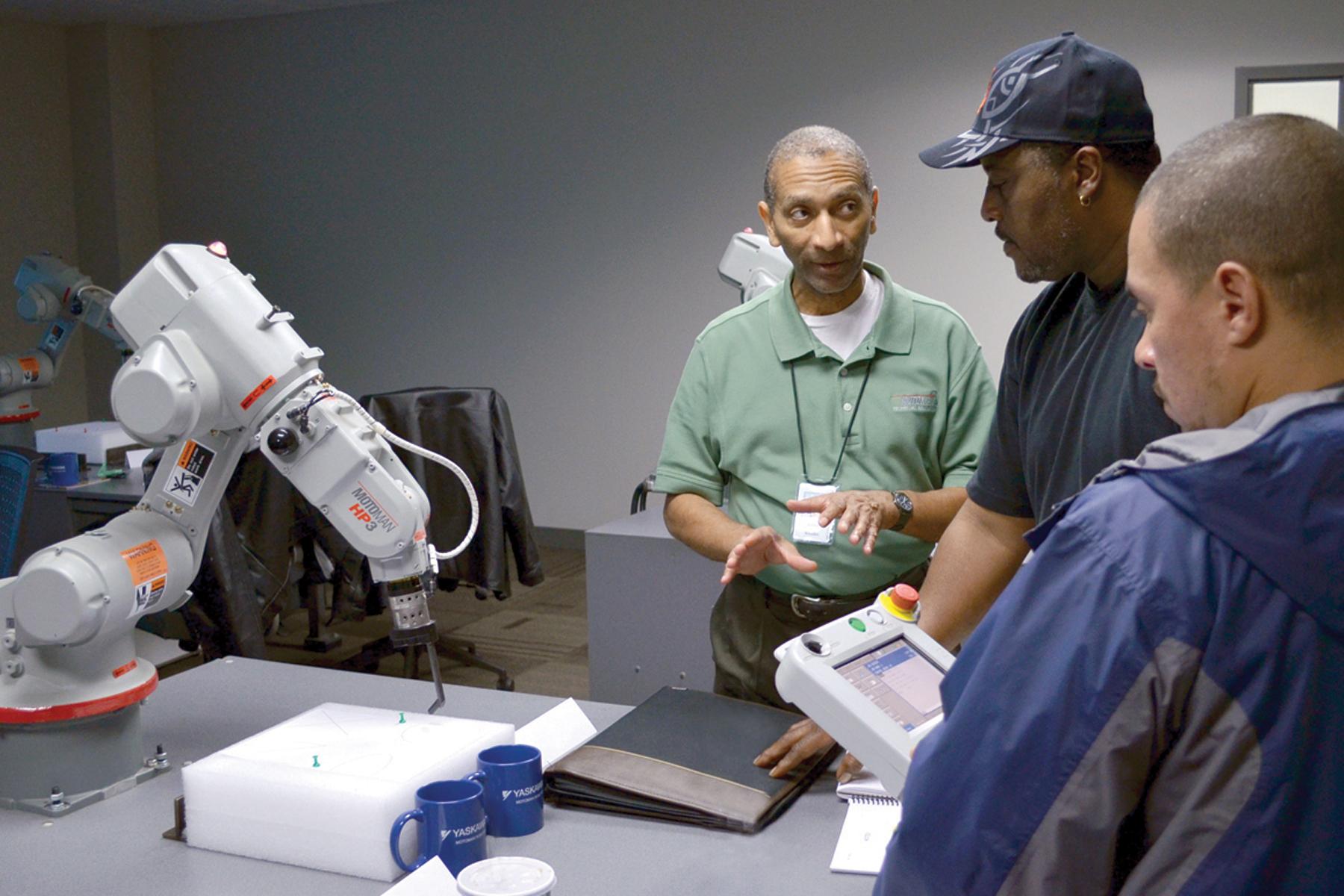 robotics news yaskawa motoman merit pro rh robotics org Motoman Part Numbers Motoman Part Numbers
