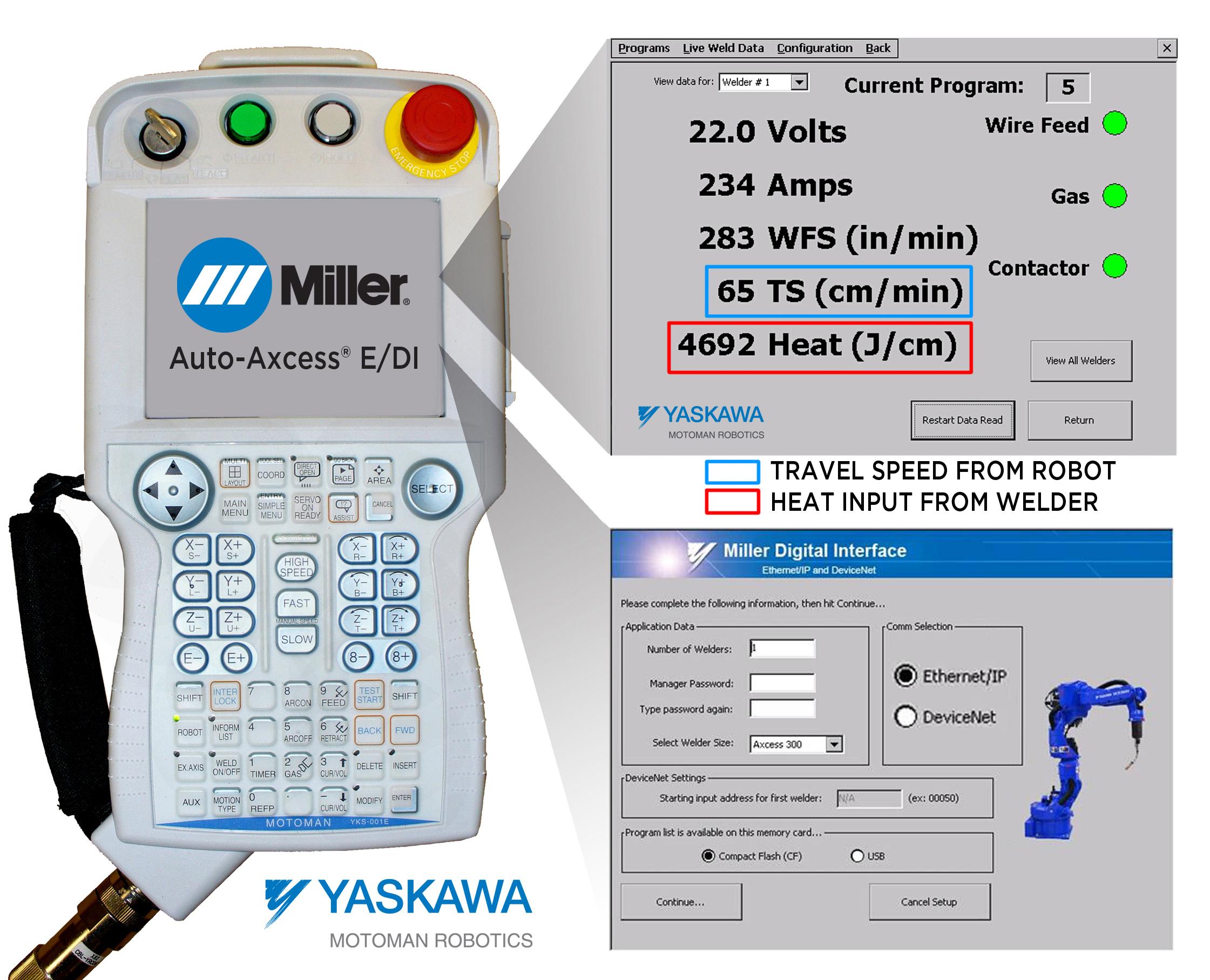 Robotics News Yaskawa Motoman Releases