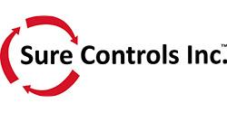 Sure Controls Inc. Logo
