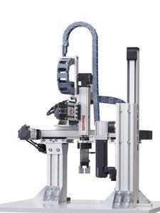 EasyHandling Cartesian Robots - Bosch Rexroth Corporation