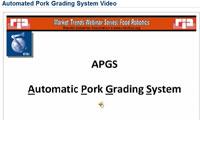 Automatic Pork Grading System Webinar