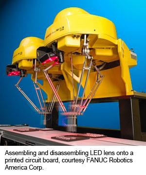 robotics industry insights robotics in electronics
