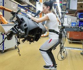 Robotics assist device