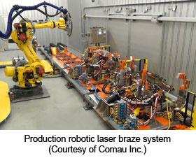Robotics Industry Insights Robots Fill The Welding G