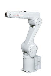 RV-8CRL vertically articulated industrial robot arm