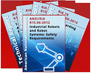Robot Safety Standard Documents Ria Robotics Online