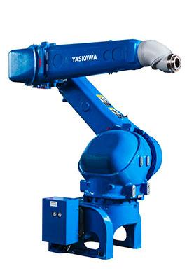 Robotics News Yaskawa Motoman Mpx3500 R