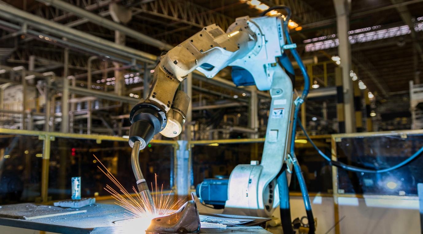 Améliorez les performances de votre processus de soudage robotisé |  Blog de RIA Robotics