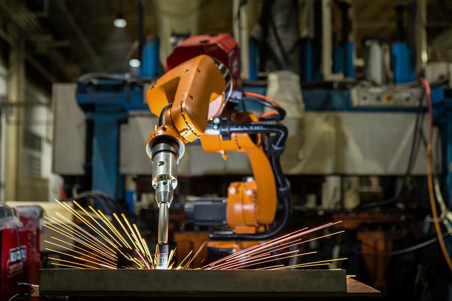 Most Popular Robotic Welding Processes