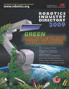 2009 Robotics Industry Directory
